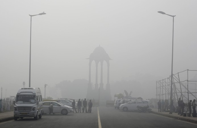 Air Pollution New Delhi