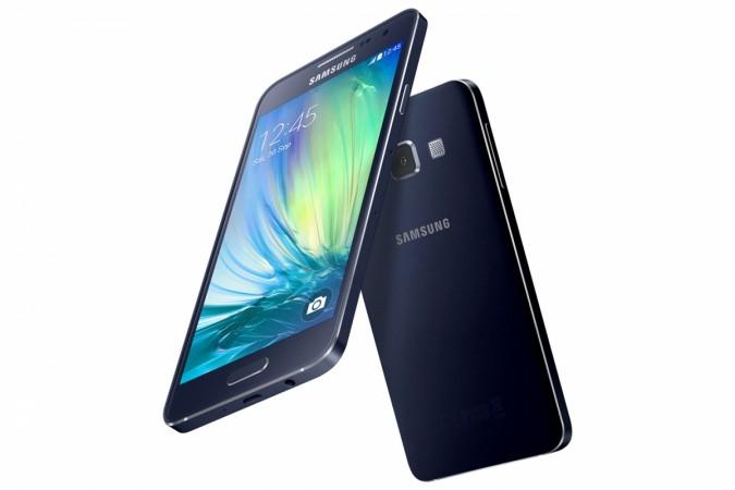 Samsung Launches Unibody Metal-Clad Galaxy A7, Galaxy A5, Galaxy A3
