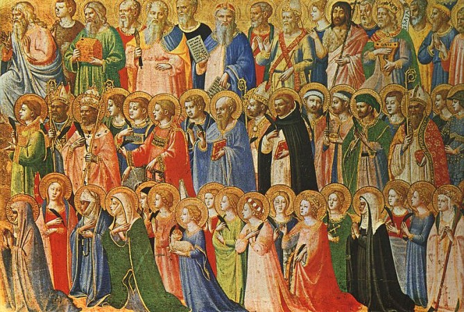 All Saints' Day 2014: It is a celebration for all Christian saints, particularly those who have no special feast days of their own.