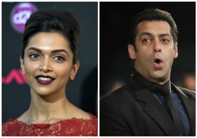 Deepika Padukone, Salman Khan