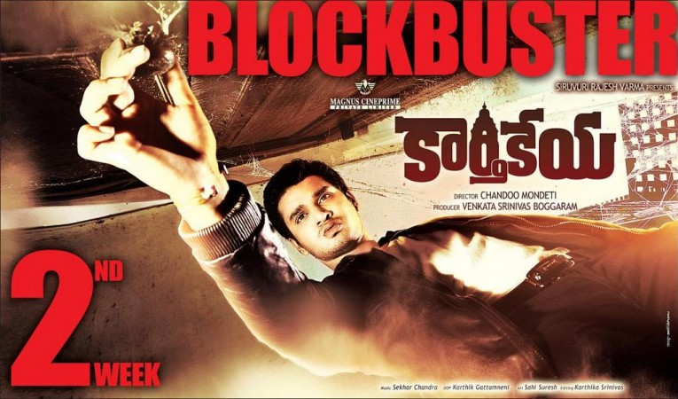 Karthikeya Box Office Collection: Nikhil Siddhartha Starrer Continues to Do Well In Second Week