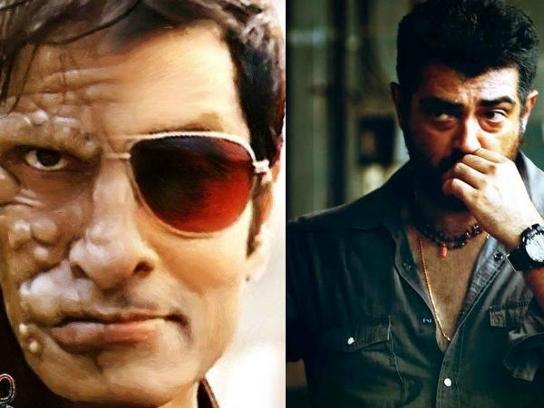 """I"" to Clash with ""Yennai Arindhaal"""