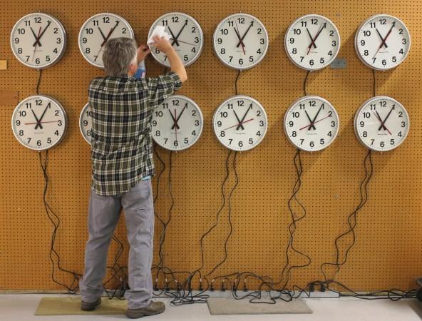 aylight saving time