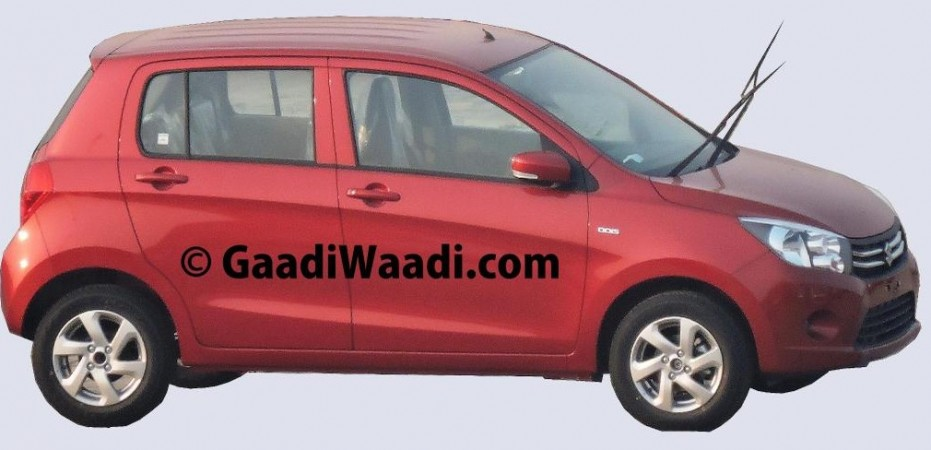 Maruti Suzuki Celerio Diesel with DDiS badge; Launch, Price Details