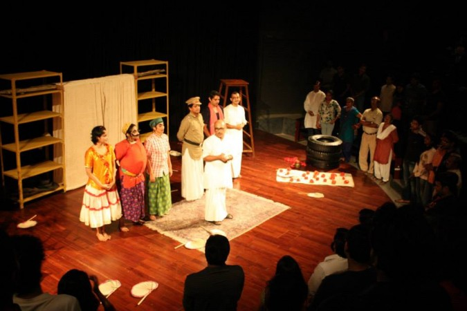 Theatre culture in Bangalore