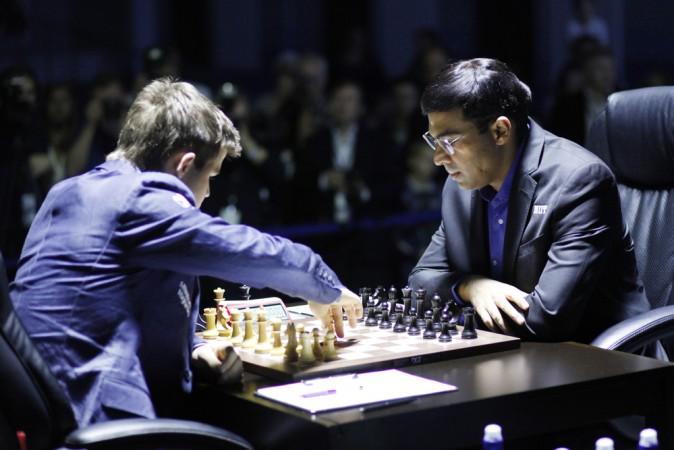 Magnus Carlsen vs Viswanathan Anand