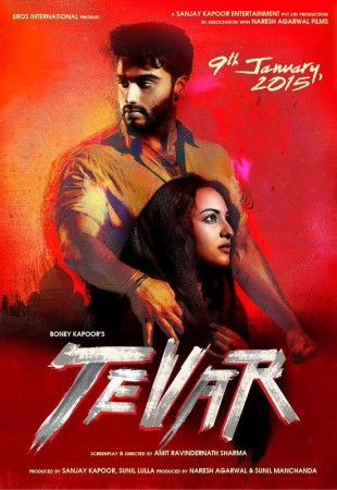 'Tevar' trailer goes viral