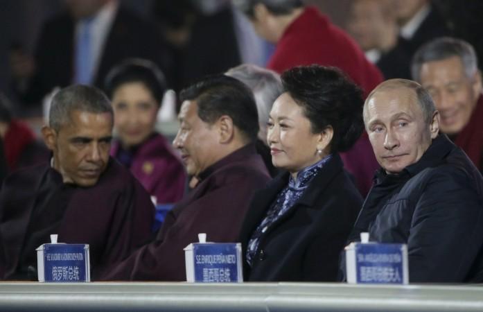 Vladimir Putin-Barack Obama