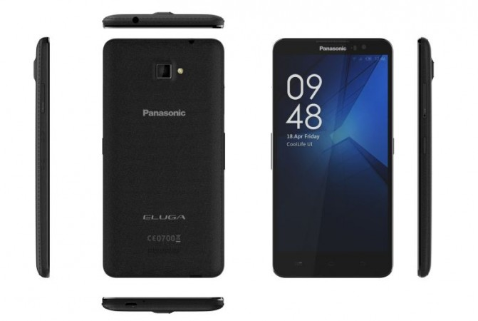 Panasonic Launches Selfie-Centric Camera Phone Eluga S in India; Price, Specifications Details