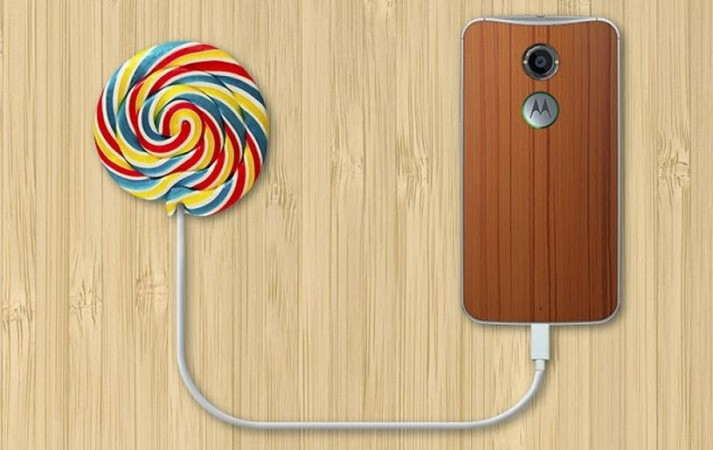 Motorola Officially Rolls-out Android 5.0 Lollipop OTA to New Moto X