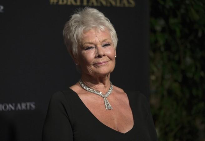 "Oscar-Winning Actress Judi Dench Warns, ""Stop Telling me to Retire"""