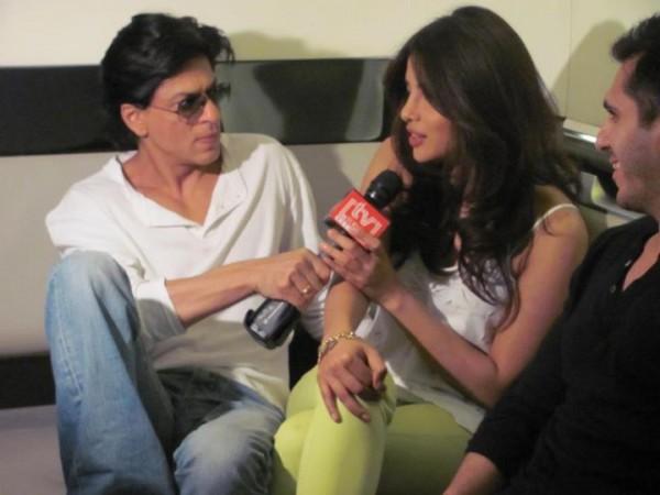 GTWSL To Bring Shah Rukh Khan and Priyanka Chopra Back Together