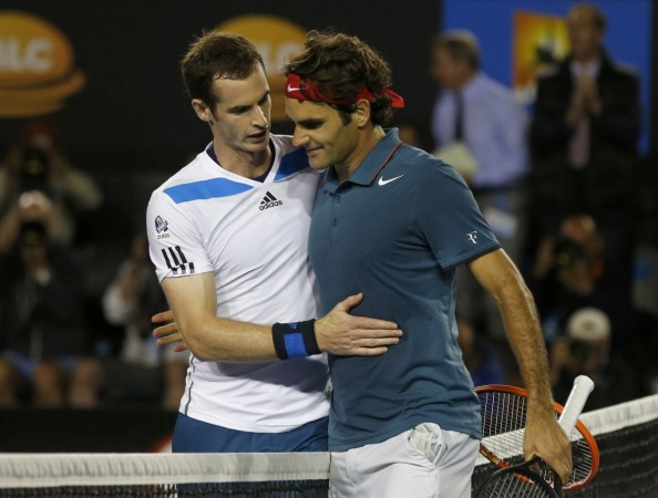 Roger Federer vs Andy Murray