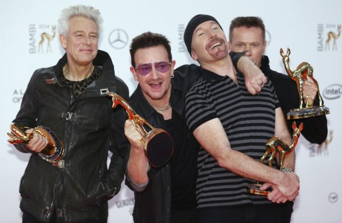 Bono Cheats Death After Jet Door Falls Mid-Flight
