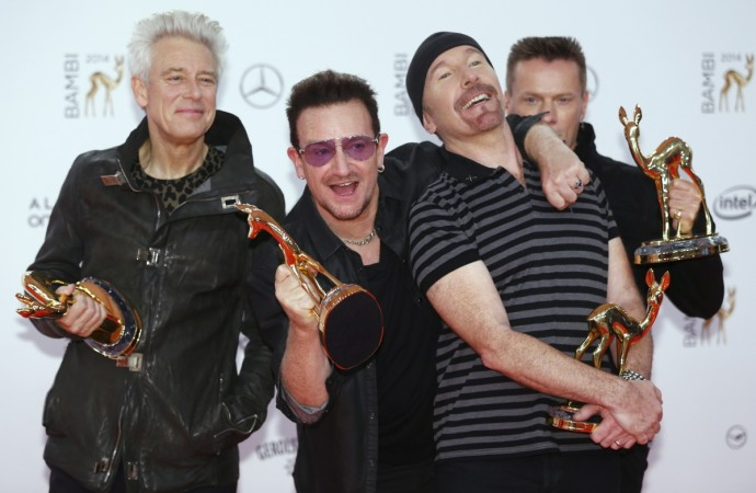 Bono Cheats Death After Jet Door Falls Mid-Flight