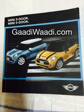 2014 Mini (3- & 5-door) Official Brochures