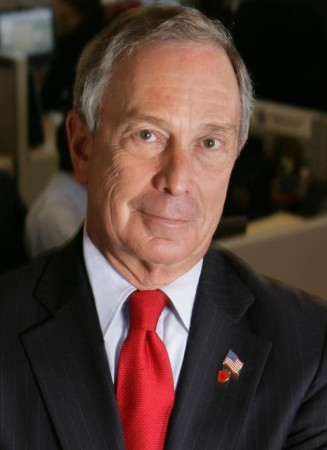 Michael Bloomberg: $2.4 Billion