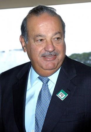 Carlos Slim Helu: $4 Billion