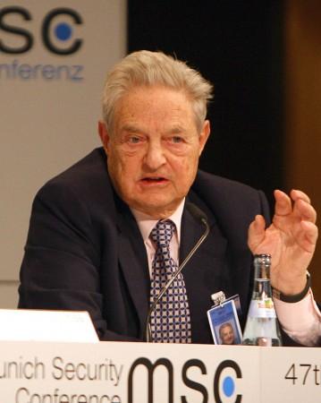 George Soros: $10 Billion