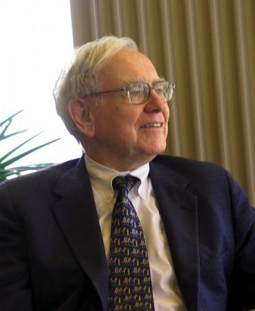 Warren Buffett: $25 Billion