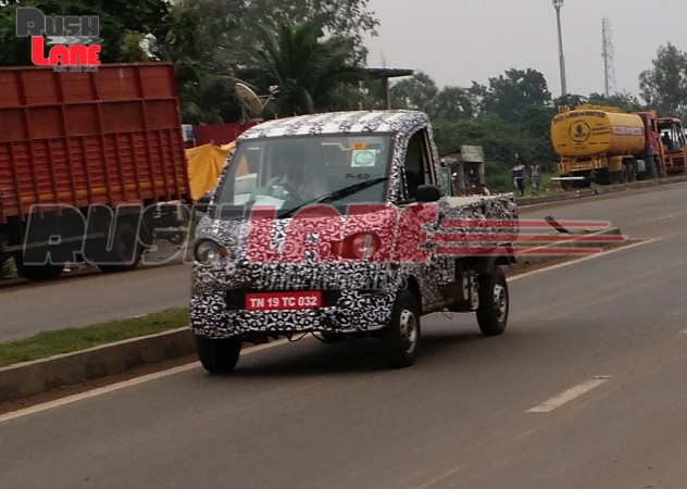 Mahindra P601 LCV Spied Testing in India; Launch in 2015