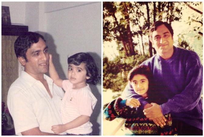 Adah Sharma's Father SL Sharma Dies of Heart Attack (Photo)