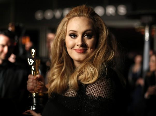 Adele Ignores Bob Geldof's Band Aid Calls