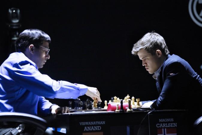 Magnus Calrsen vs Viswanathan Anand