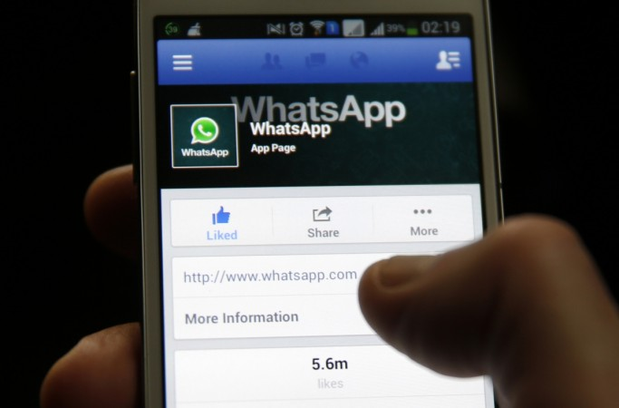 The blue tick marks on Whatsapp is optional now
