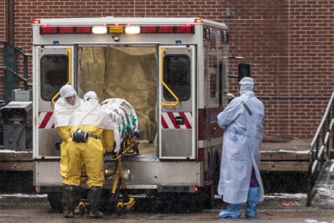 Martin Salia, a surgeon from Sierra leone who was also a resident of the United States, has become the second US Ebola casualty.
