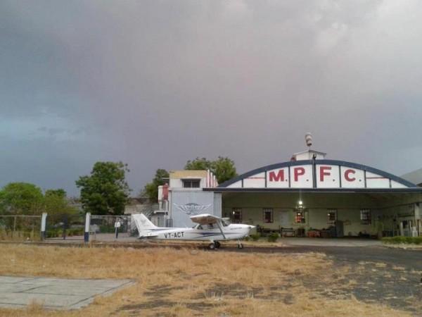 The Madhya Pradesh Flying Club, Indore