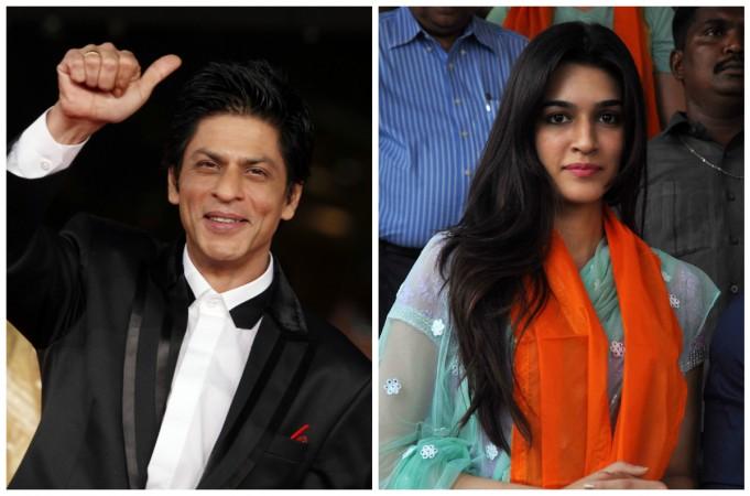 Shah Rukh Khan, Kriti Sanon