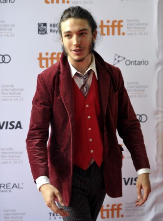 Ezra Miller is The Flash