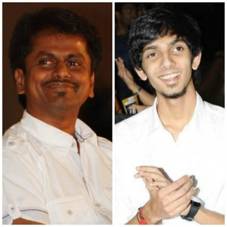 'Kaththi' Director AR Murugadoss Gives Anirudh a Bollywood Ticket