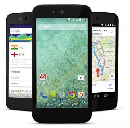 Android One handset series