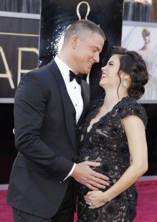 Channing Tatum denies divorce rumours