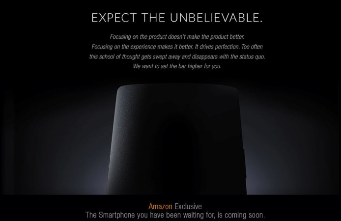 Amazon has posted this advertisement on their website