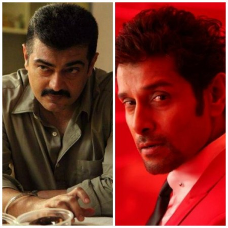 The Biggest Battle of Ajith-Vikram Awaits Next Pongal