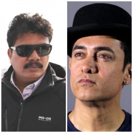 Shankar  and Aamir Khan