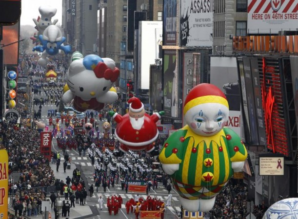 Macy's Thanksgiving Day Parade: Here are all the online live streaming information, best views, timing and details of event.