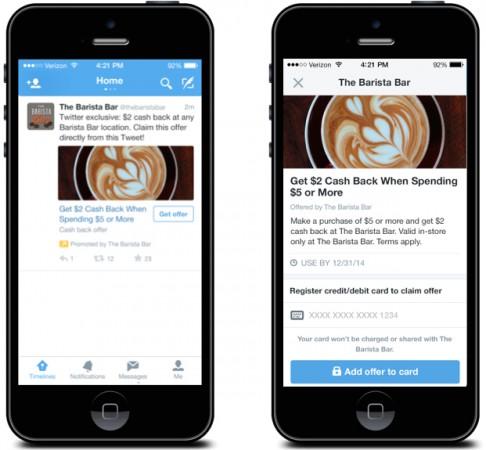Twitter Offer