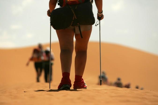 Marathon runner Mauro Prosperi lost in Sahara desert