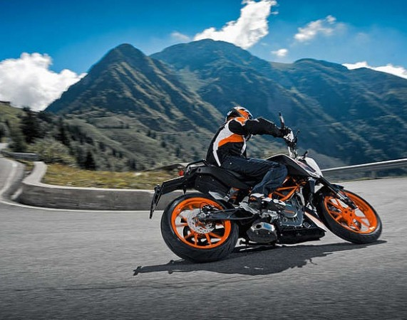 KTM 250, RC 250 Exports From India To Other Asian Markets