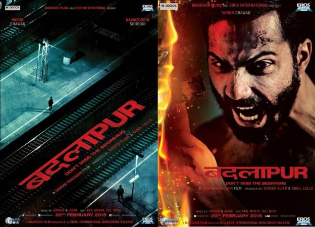 Varun Dhawan in 'Badlapur'