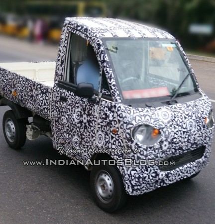 Mahindra P601 LCV Spied Testing Again; Launch, Feature Details