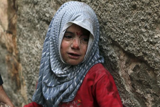 Flesh-eating maggot disease emerges in war-stricken Syria