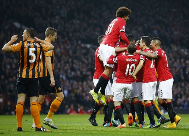 Manchester United Hull City
