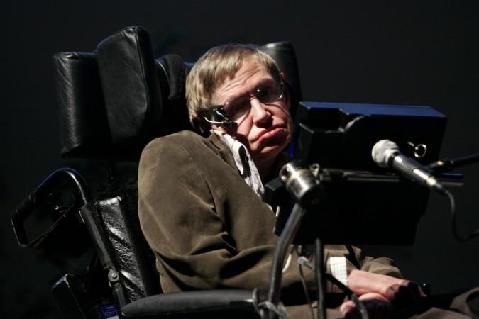 Stephen Hawking new bond villain