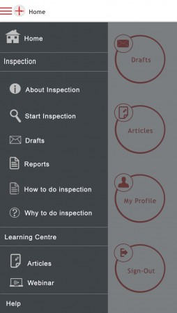 FoodSafetyHelpline launches mobile application