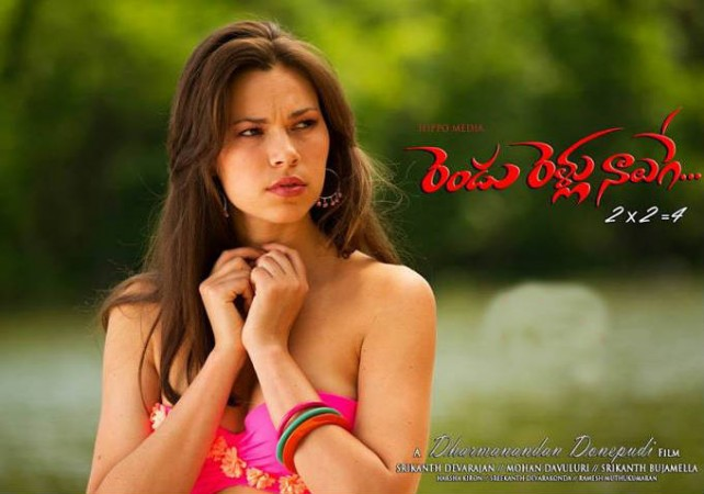 Christine Miller Debuts in Tollywood With 'Rendu Rellu Naluge'